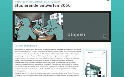 Studierende entwerfen 2050