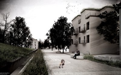 EUROPAN 12: Adaptible City