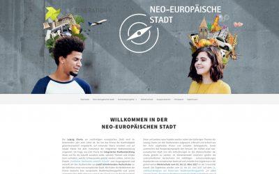 Die neo-europäischeStadt