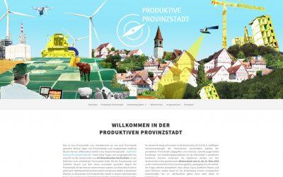 Die produktive Provinzstadt