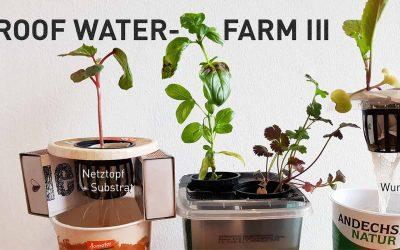 tu project – Roof Water-Farm III
