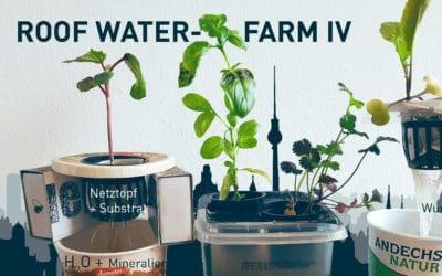 tu project – Roof Water-Farm IV