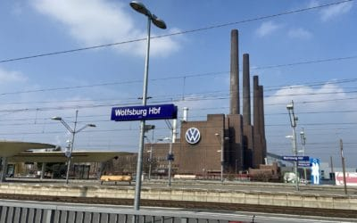 Wohnbauoffensive Wolfsburg. Städtebaulicher Entwurf für ein neues Wohnquartier