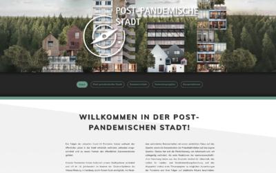 Post-pandemischeStadt